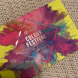 Other - BH cosmetics the color festival eyeshadow palette